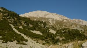 Поглед към връх Вихрен
