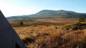 Гледка към Черни връх