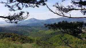 Поглед на югозапад