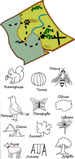 karta-na-sykrovishte-i-lov-na-uliki