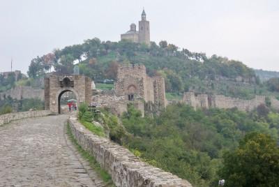 Архитектурно-исторически резерват Царевец