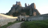 Входът на Белоградчишката крепост