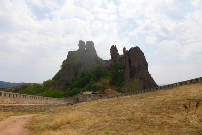 Белоградчишката крепост - вход