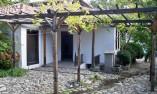 Китния двор на къщата на Иван Вазов