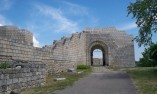 Главната порта на Шуменската крепост