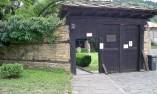 Главния портал на Даскаловата къща