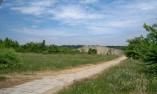 Портата на крепостта Велики Преслав