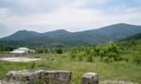 Гледка към хълмистите местности