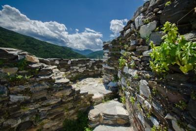 Красотата на Родопите от Асенова крепост