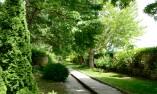 Гетсиманската градина, част от дворцовия парк