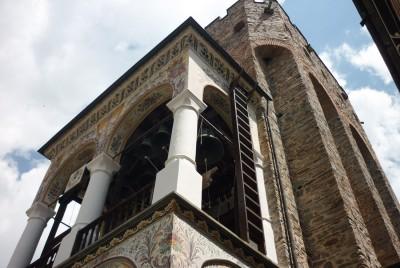 Камбанарията в Хрельовата кула