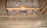 Ковчежето, където са пренесени тленните останки на Раковски