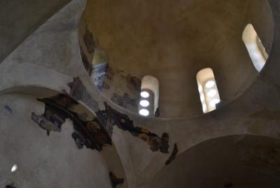 Реставрация по купола
