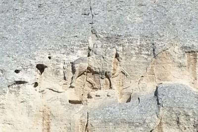 Мадарския конник - символът на България