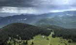 Южна гледка от кулата на връх Снежанка