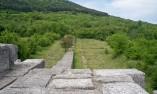 Разкопки на крепостта Преслав