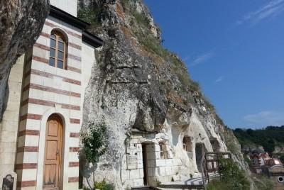 Скален манастир - Димитрий Басарбовски