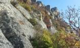 Скални форми в НИАР Мадара