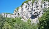 Скалите около пещерата Бачо Киро