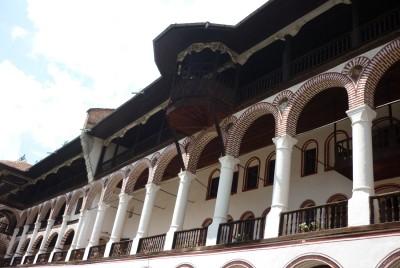 Рилски манастир - спални