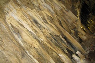 Сталактони в пещера Снежанка