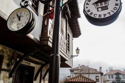Часовник в стар стил - Златоград