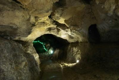 Електрическата жила в подземието