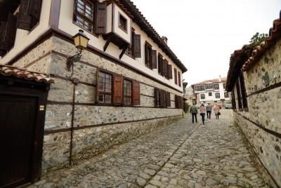 В самото начало на етнографския комплекс в Златоград