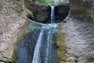 Водопад около Бачо Киро
