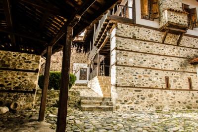 Възрожденски двор - етнографски комплекс