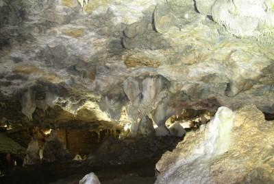 Залата с виметата в пещера Снежанка