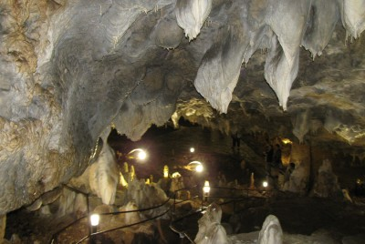Вимета в пещерата