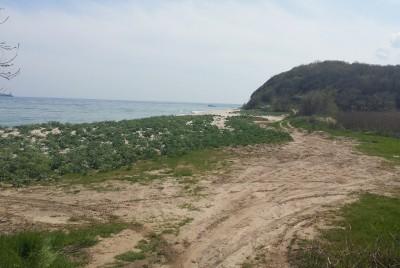 плажът на Паша дере