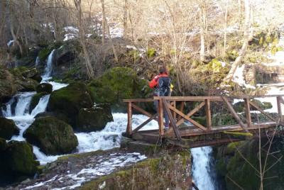 мост по екопътеката