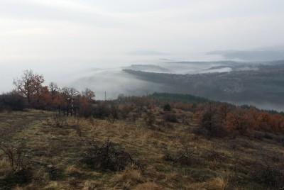 Източно от Сирищнишка рудина