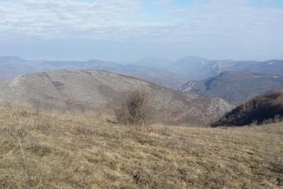 Изглед от Големи връх на северозапад