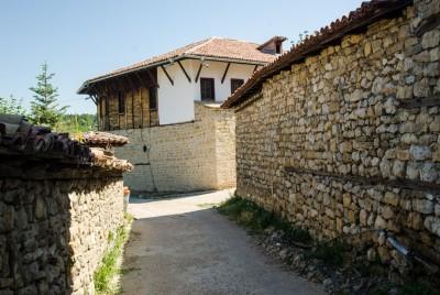 Къщи в Арбанаси