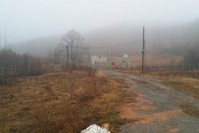 Входа на мината до село Габра