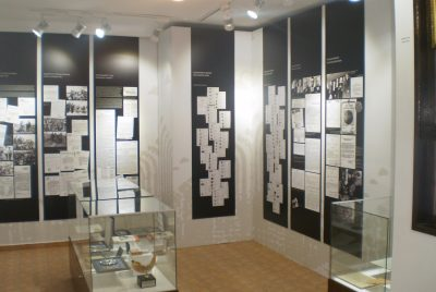 В музея на Димитър Пешев