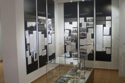 Изложба в къщата на Пешев