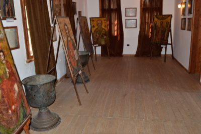 Изложба на икони в музея на Малко Търново