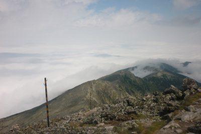 Гледка северно от Мусала
