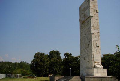 Монумент - четата на Христо Ботев
