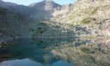 Едно от Мусаленските езера пред Мусала