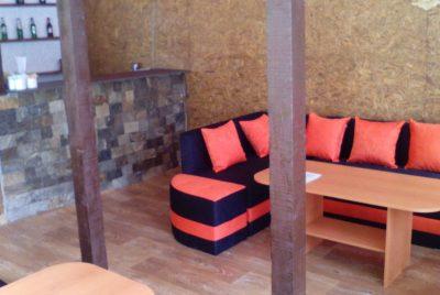 Новото кафене на хижа Бъндерица