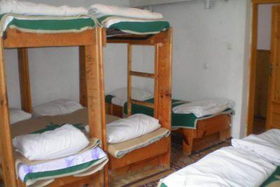 Обща стая в хижата