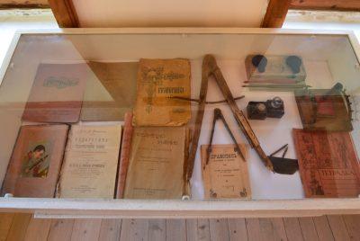 Училището в Малко Търново в миналото