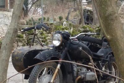Старо возило