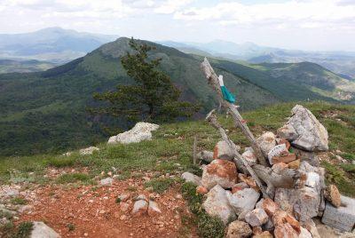 Гледка към северните планини