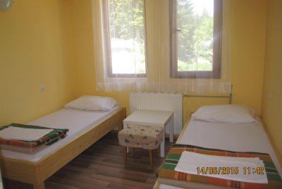 Стая в хижа Пионерска